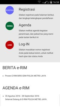 ERIM Polda Metro Jaya apk screenshot