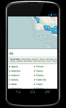 EV Charge Locator apk screenshot