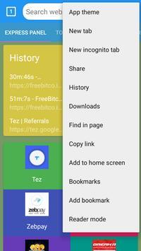 Earn Browser screenshot 3