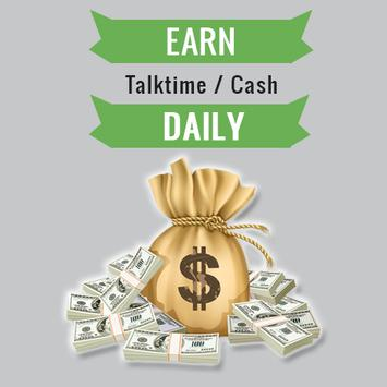 Earn Free Cash / Recharges poster