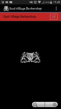 East Village Barbershop apk screenshot