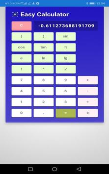 Easy Calculator poster