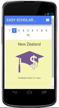 Easy Scholarship Guide screenshot 2