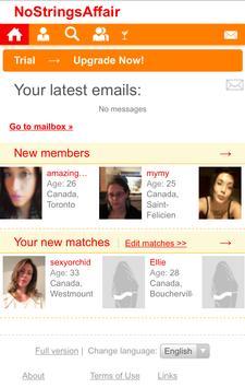 Affair Dating #1 app apk screenshot