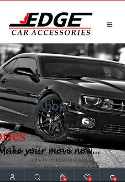 Edge Car Accessories screenshot 1