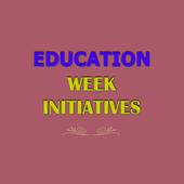 Education Week Initiatives icon
