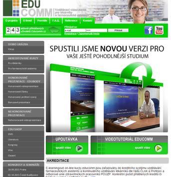 Educomm CZ screenshot 1