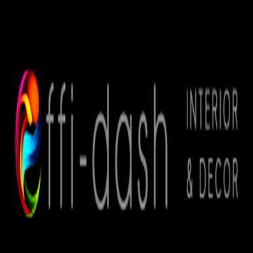 Effi-Dash Interior Decor App poster