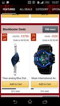 Elbe India Online  Store screenshot 5