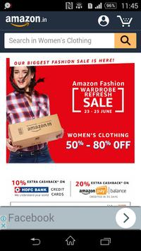 Elbe India Women's Store poster