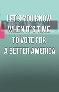 2020 Elections Countdown Timer apk screenshot