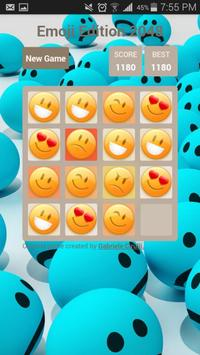 Emoji Edition 2048 apk screenshot
