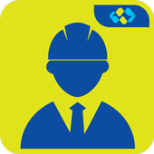 Employee Single Account icon