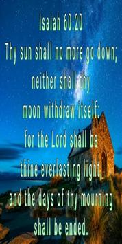 English Christian Wallpaper poster