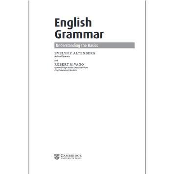 English Grammar Understanding the Basics apk screenshot