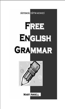 English Grammar Understanding the Basics poster
