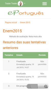 Estude Português screenshot 3