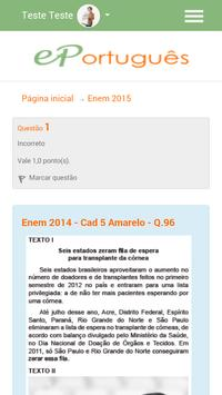 Estude Português screenshot 1