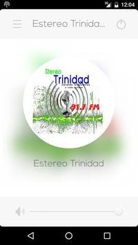 Estereo Trinidad poster