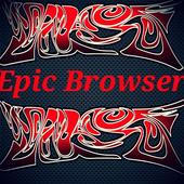 Epic Browser icon
