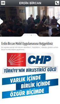 Erdin Bircan poster