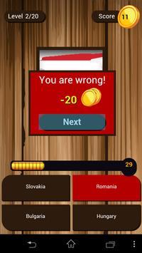 Euro Flag Lite screenshot 6