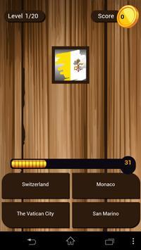 Euro Flag Lite screenshot 9