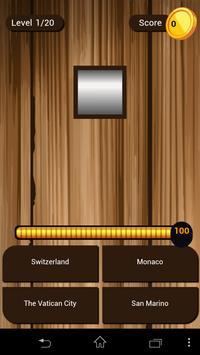 Euro Flag Lite screenshot 3
