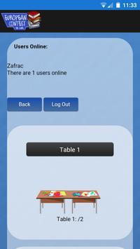 European Contest: The Game apk screenshot