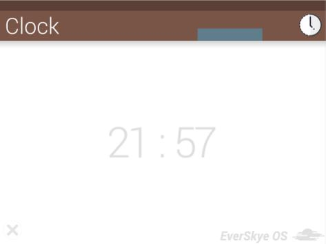 EverSkye OS screenshot 3