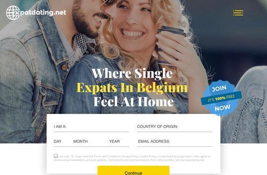 dating online free belgium