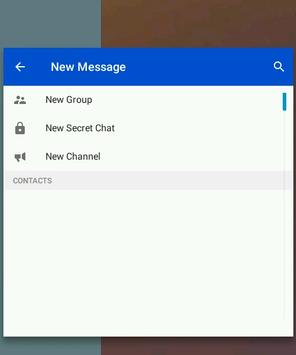 FAGA Messenger apk screenshot