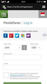 Fbs Id Mobile screenshot 1