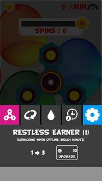 Fidget Spinner Fun apk screenshot