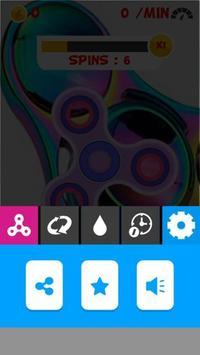 Fidget spinner apk screenshot