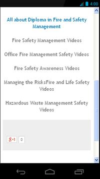 Fire Answers screenshot 3