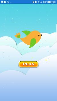 Flippy Bird goo poster