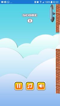 Flippy Bird goo screenshot 3