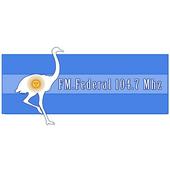 FM FEDERAL 104.7 icon