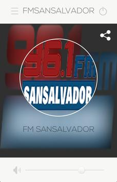 FMSANSALVADOR apk screenshot