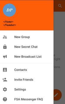 FSA Messenger screenshot 4