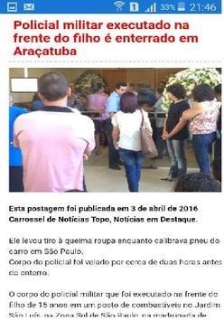 Fántastico  News screenshot 3