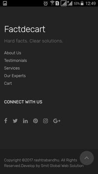 Factdecart apk screenshot