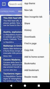 Fast Browser screenshot 4