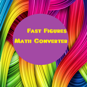 Fast Figures Math Converter icon