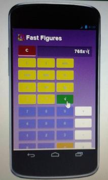 Fast Figures Calculator apk screenshot
