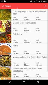 Fast Moroccan Recipes poster