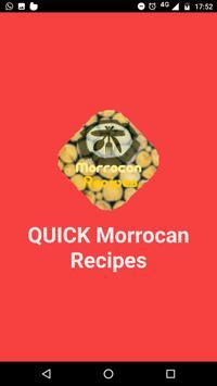 Fast Moroccan Recipes screenshot 1