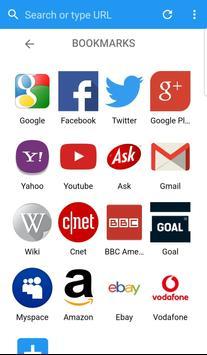 Fast Shot Browser 2019 screenshot 1