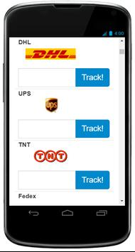 Fast Trackr : Shipping & Delivery apk screenshot